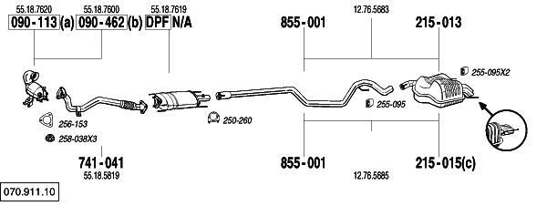 mr exhaust exhausts rh mrexhaust co uk saab 9-5 diesel exhaust diagram saab 900 exhaust diagram